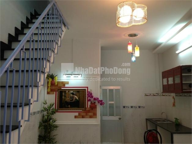 Bán nhà mặt tiền đường Huỳnh Đình Hai Quận Bình Thạnh | 1