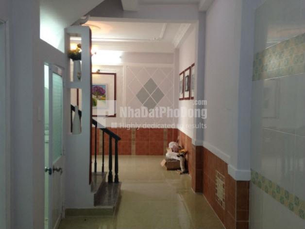 Bán nhà phố đường Phan Văn Trị Quận Bình Thạnh | 1