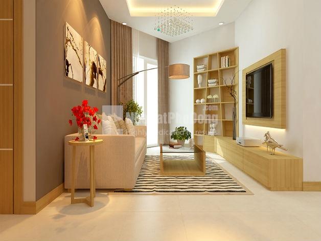 Bán căn hộ cao cấp 2 phòng ngủ HimLam Chợ Lớn Quận 6 | 4