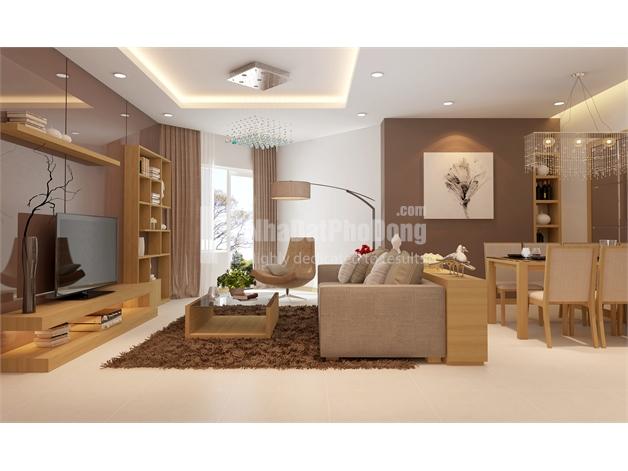 Bán căn hộ thuộc Block C3 Dự án HimLam Chợ Lớn Quận 6 | 1