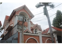 Bán biệt thự 560m2 ven sông Sài Gòn phường Bình An, Quận 2.