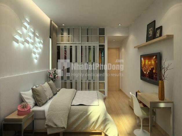 Bán căn hộ 1 phòng ngủ dự án The Sun Avenue Quận 2   | 5