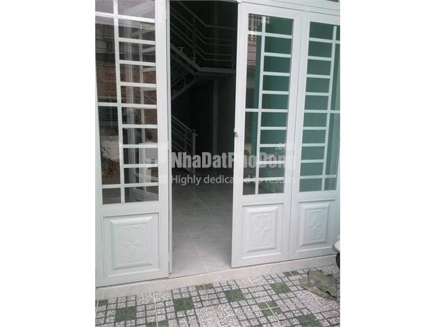 Bán nhà phố đẹp 1 trệt 1 lầu phường Tăng Nhơn Phú B Quận 9   3