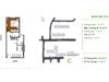 Bán căn hộ chung cư Bộ Công An 1 phòng ngủ Quận 2 | 1