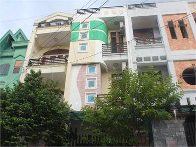 Bán nhà phố 1 trệt 2 lầu, đường Vũ Tông Phan, Quận 2.