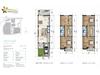 Bán nhà phố liên kế hướng Tây dự án Melosa Garden Quận 9   1