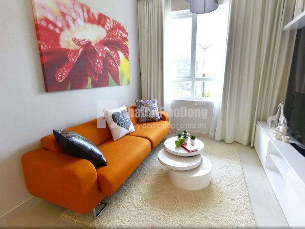 Really nice Masteri Thao Dien 2 bedrooms apartment for rent  | 1