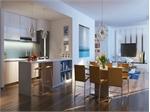 Amazing 2 bedrooms Masteri Thao Dien apartment for rent