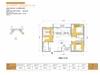 Bán căn hộ 3 phòng ngủ thuộc tòa Dịch vụ- Thương mại Masteri Thảo Điền | 1