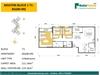 Very nice 3 bedrooms Masteri Thao Dien Block 1 merged apartment for rent  | 2
