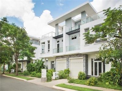 Bán biệt thự liên lập dãy 160m2 Villa Park Quận 9 rẻ nhất dự án