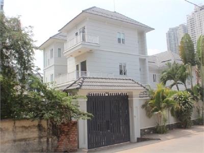 Bán biệt thự 340m2 gần siêu thị Metro phường Thảo Điền, Quận 2.