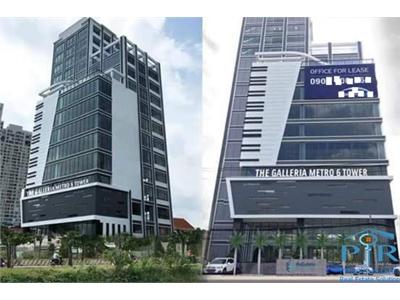 Cho thuê văn phòng quận 2 The Galleria Metro 6 Tower