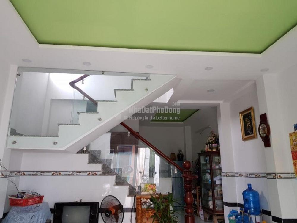 Bán nhà phố Đường số 35, phường Hiệp Bình Chánh, Quận Thủ Đức. | 1