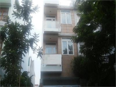 Cho thuê nhà phố 80m2 đường Bùi Tá Hán, Quận 2.
