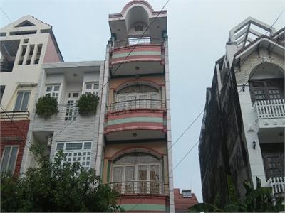 Cho thuê nhà phố gần trường đại học văn hóa, phường thảo điền, quận 2.
