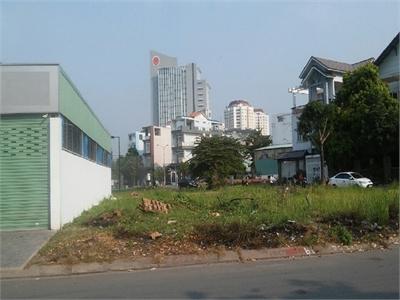 Bán lô đất đường 34 An Phú An Khánh, Quận 2.