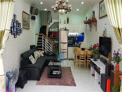 Bán nhà phố siêu đẹp đường Thống Nhất, P.16, Q. Gò Vấp