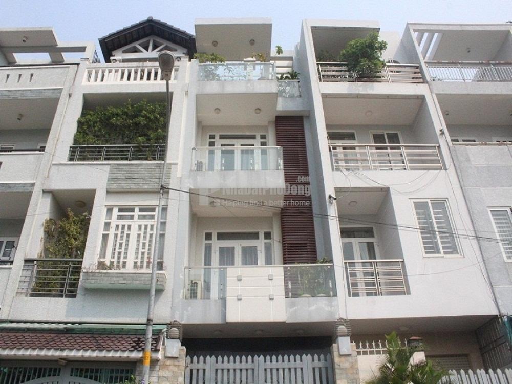 Bán nhà phố 80m2 khu dân cư sông giồng, phường an phú. | 1
