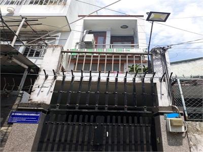 Bán nhà 1 trệt 2 lầu hướng Đông Nam Bùi Quang Là, P.12, Q.Gò Vấp
