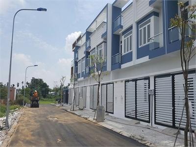 Bán nhà phố mới xây ngay trung tâm thành phố đường Nguyễn Oanh, P.14, Q.Gò Vấp