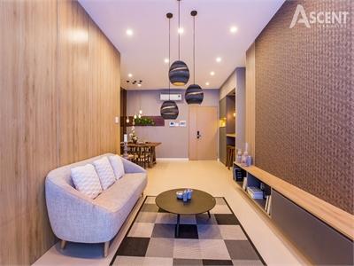 Bán căn hộ 2 phòng ngủ Ascent Lakeside tại quận 7 view đẹp nội thất cao cấp
