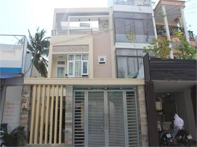Bán nhà phố 1 trệt 2 lầu đường 339, Phường Phước Long B.