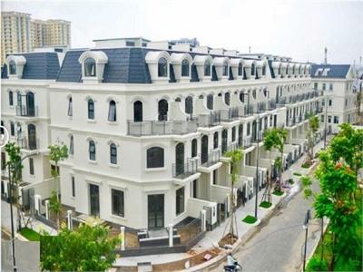 Bán biệt thự liền kề 135m2 dự án Lakeview City, phường An Phú, quận 2.