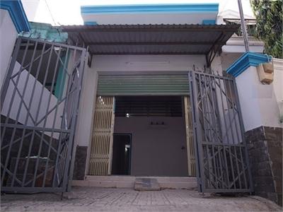 Bán nhà phố 1 trệt 1 gác lửng đường 339, Phường Phước Long B, Quận 9.