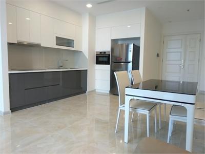 Cho thuê căn hộ Aqua 3 2 phòng ngủ đầy đủ nội thất đẹp