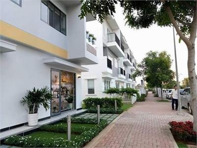 Bán Shophouse River Park 75m2 căn góc giữa mặt tiền đường lớn tiện kinh doanh