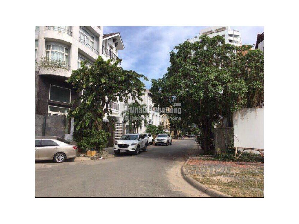 Bán biệt thự đường Lương Đình Của, An Phú Quận 2 diện tích 166m2 | 1