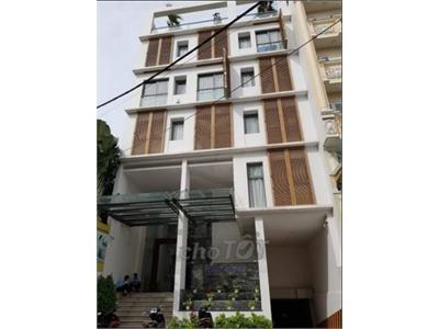 Bán căn hộ dịch vụ 10 phòng đang cho thuê ở Thảo Điền