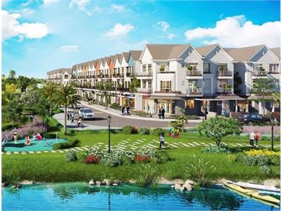 Bán lại nhà phố Park Riverside Premium dãy L hướng Tây Bắc 4.32 tỷ