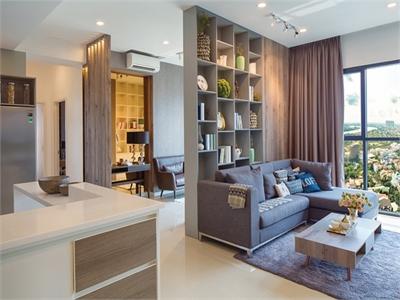 Bán căn hộ Q2 Thảo Điền 1 phòng ngủ tầng cao 4.5 tỷ