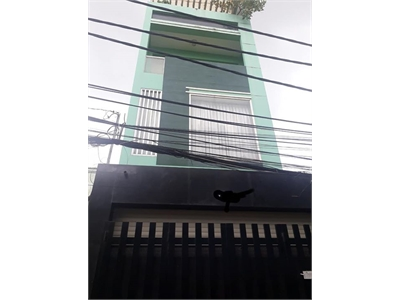 Bán nhà 1 trệt 2 lầu 58m2 đường Dương Đình Hội giá chỉ 4.45 tỷ