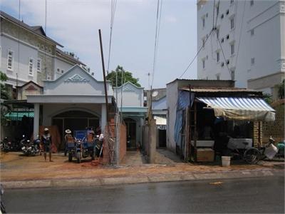 Bán nhà mặt tiền Đường 3 DT 136m2 P.Tăng Nhơn Phú B