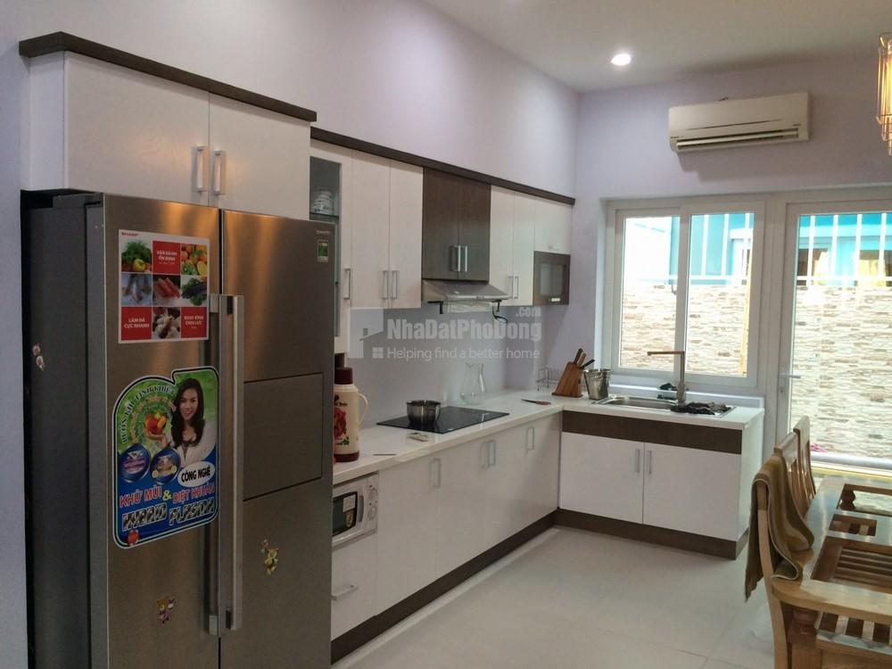 Cho thuê nhà phố Melosa đầy đủ nội thất đẹp thoáng mát | 1