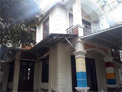 Bán biệt thự An Phú An Khánh mặt tiền đường diện tích 400m2 giá 52 tỷ