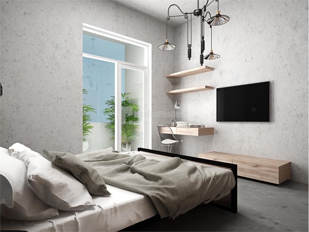 Cho thuê căn hộ dịch vụ 3 phòng ngủ Park Riverside Quận 9 cao cấp | 1