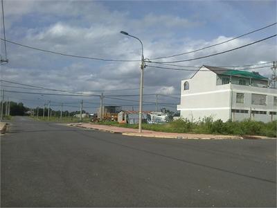 Bán đất mặt tiền đường Bưng Ông Thoàn 163m2 khu dân cư Vạn Phát Đạt Quận 9