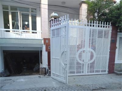 Cho thuê nhà phố mặt tiền đường 34 1 trệt 2 lầu tiện làm văn phòng