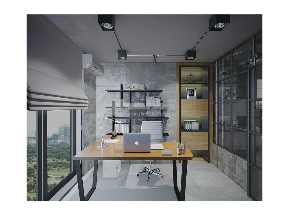 Cho thuê văn phòng quận 9 gần khu công nghệ cao giá rẻ, nhà mới   2