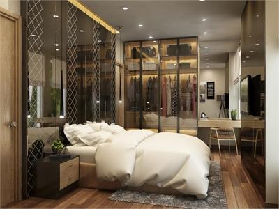 Bán căn hộ officetel Centana Thủ Thiêm 1 phòng ngủ giá chỉ 1.6 tỷ