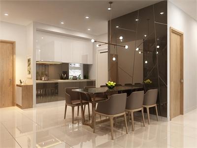 Bán căn hộ 2 phòng ngủ Centana Thủ Thiêm tầng thấp giá tốt nhất