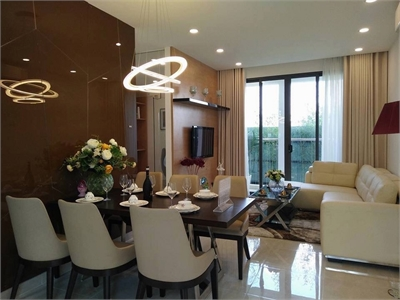 Bán căn hộ 3 phòng ngủ Centana Thủ Thiêm tầng cao hướng Đông Nam mát mẻ