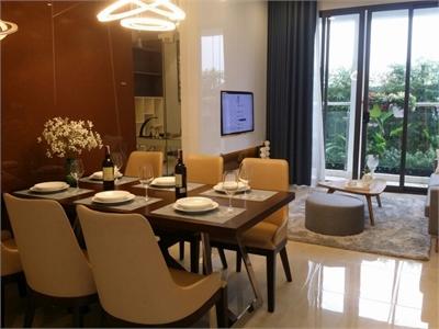 Bán căn hộ 3 phòng ngủ Centana Thủ Thiêm tầng trung view trung tâm thành phố