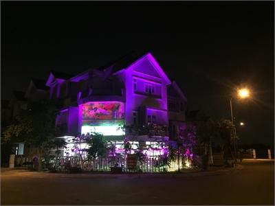 Cho thuê nhà phố nguyên căn 3 phòng ngủ đủ nội thất trong khu dân cư compound