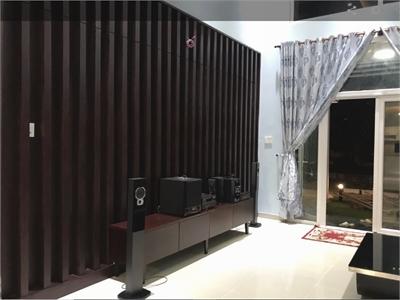 Cho thuê biệt thự song lập Villa Park 200m2 đầy đủ nội thất cao cấp