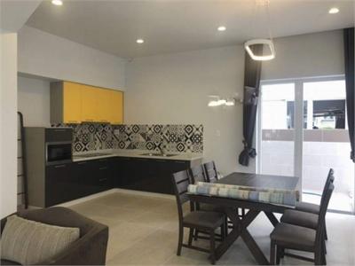 Cho thuê biệt thự Melosa Garden DT 144m2 đầy đủ nội thất khu compound an ninh